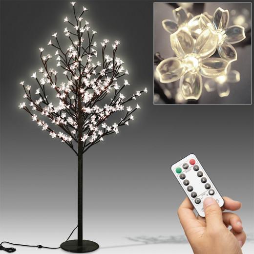 Kirschblütenbaum 180cm mit 200LEDs inkl. Fernbedienung