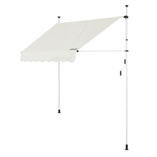 Clamp Awning Beige 5ft