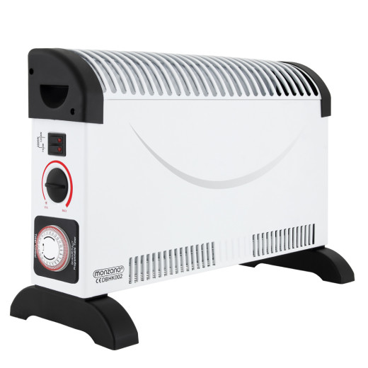 Convector Heater 2kW with 24h Timer Frost Watcher
