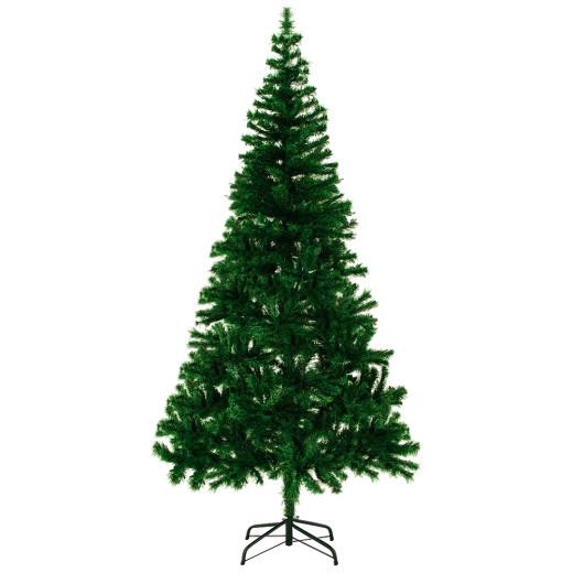 Künstlicher Weihnachtsbaum 180 cm inkl. Lichterkette