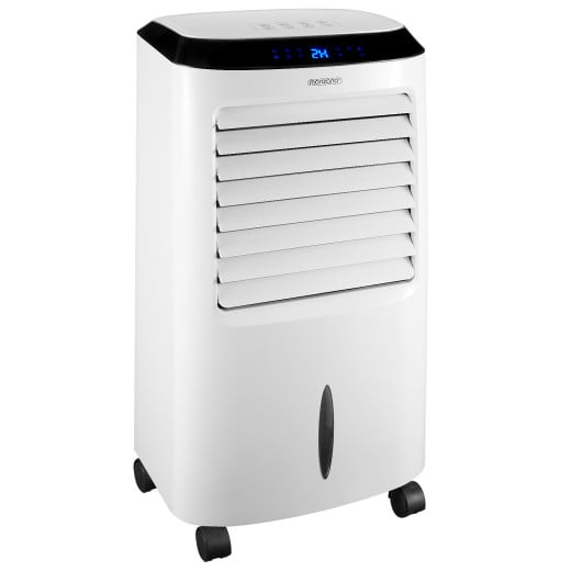 Mobiles Klimagerät Weiß 10L