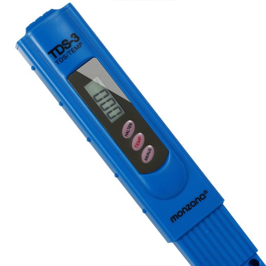 Digitaler TDS-3 Wasser Tester mit LCD Anzeige +Batterie