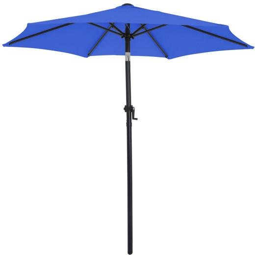 Sonnenschirm 200cm blau