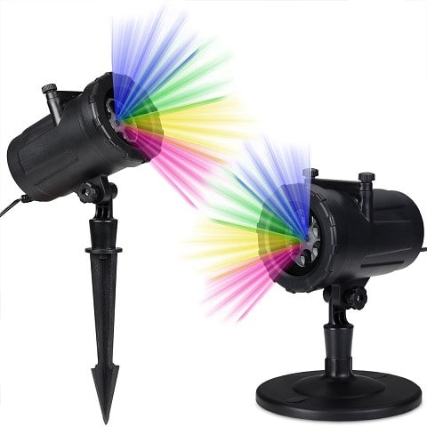 LED Laserlicht Projektor In-/Outdoor