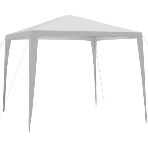 Pavillon in Weiß 3x3m UV-Schutz 50+
