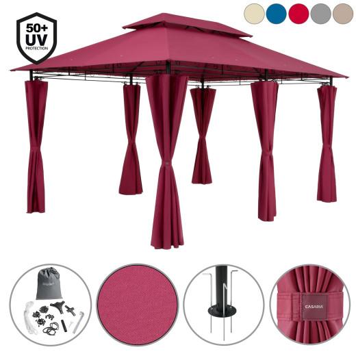 Pavillon Topas 3x4m UV-Schutz 50+