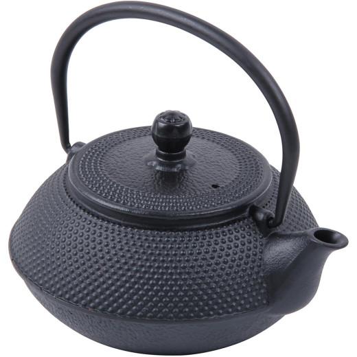 Teekessel Gusseisen - 750 ml - Schwarz