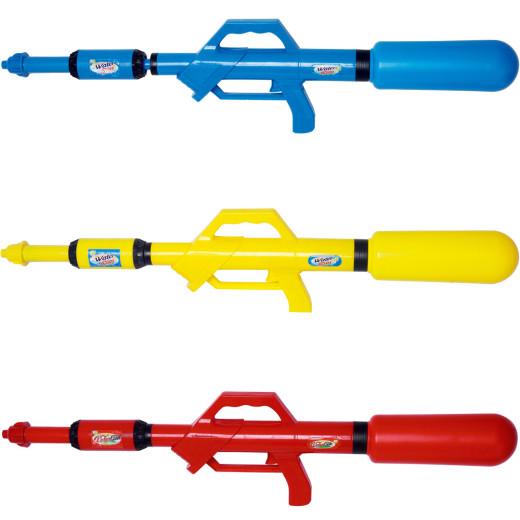Wasserpistole/Wasserkanone 60cm - Tank und Pumpfunktion