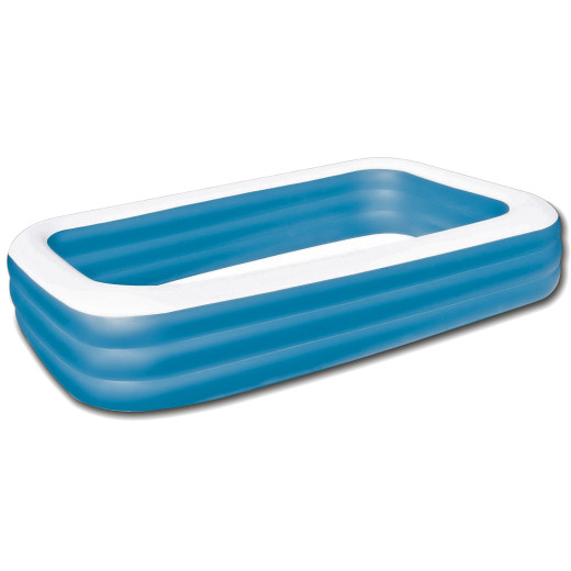 """Schwimmbecken """"Blue Rectangular Family Pool"""" 305x183x56cm"""