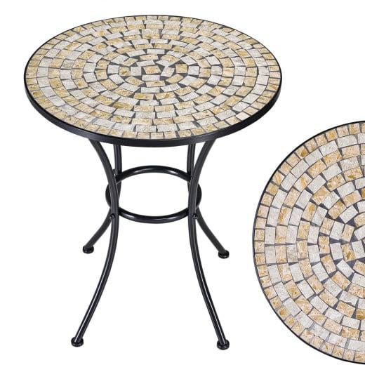 Mosaiktisch Bilbao Ø60cm