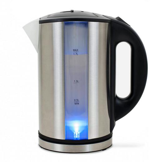 Wasserkocher Edelstahl 1,7L