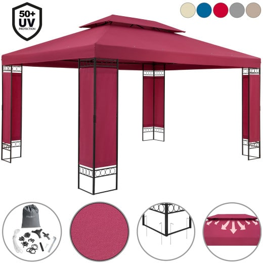Pavillon Elda 3x4 XXL