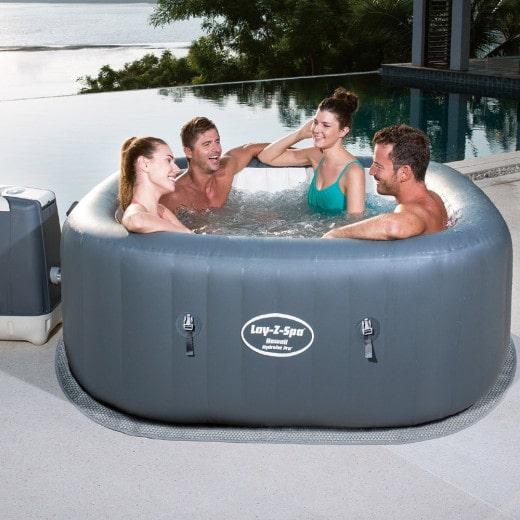 Bestway Whirlpool Lay-Z-Spa™ Hawaii HydroJet™ Ø180cm