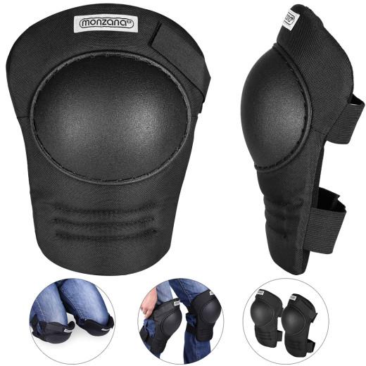 1 Paar Knieschoner - leichtgewichtig - robuste PVC Schale