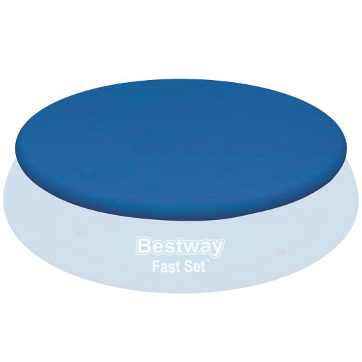 Bestway Flowclear™ Abdeckplane Fast Set™ Pool Ø415cm